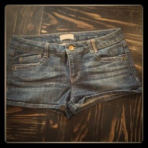 Jolt Jean Shorts Size 11
